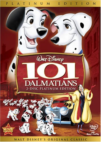 101 далматинец / One Hundred and One Dalmatians (1961) DVDRip